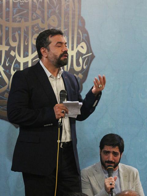 شده ورد ما دمادم علی علی